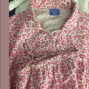 Pine cone hill flannel pajamas size XL